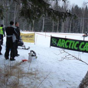 Arctic Cat kom med flera maskiner