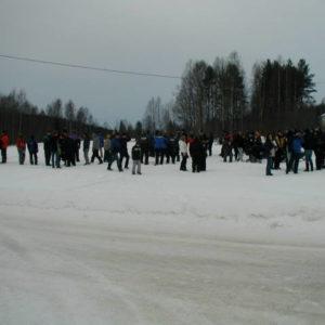 Demonstration och provkörning.